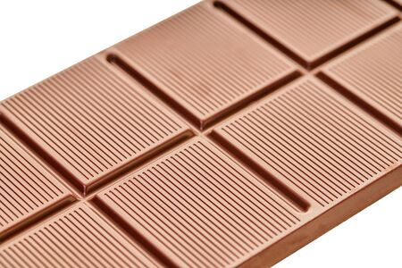 food background made of chocolate bar texture closeup                                Stockfoto