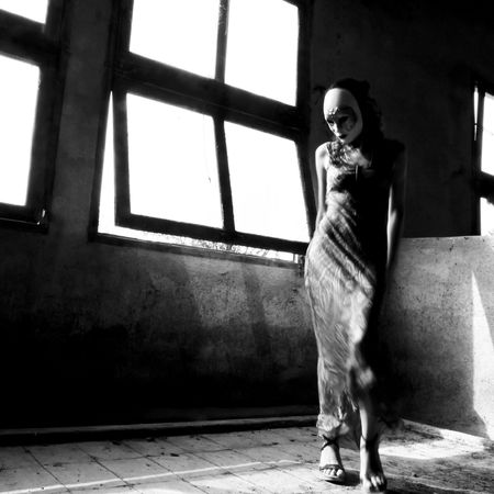 anonyme: Danseuse masqu�