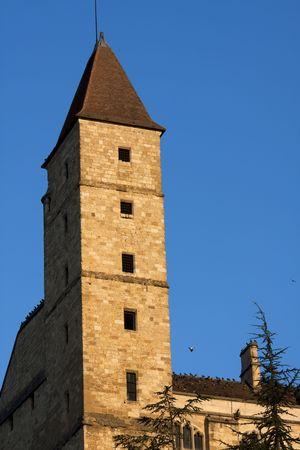 gascony: Tour dArmagnac in Auch, in Gascony