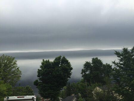 Storm coming Фото со стока