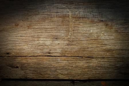 wood rustic: Papel pintado viejo de madera oscura