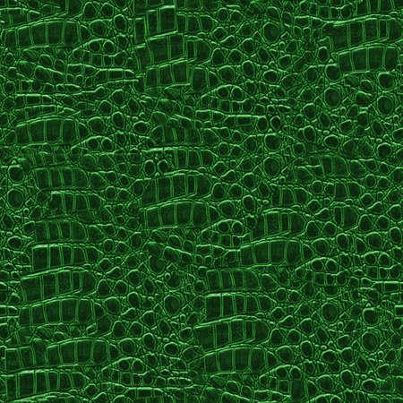 Crocodile Seamless Texture Tile photo