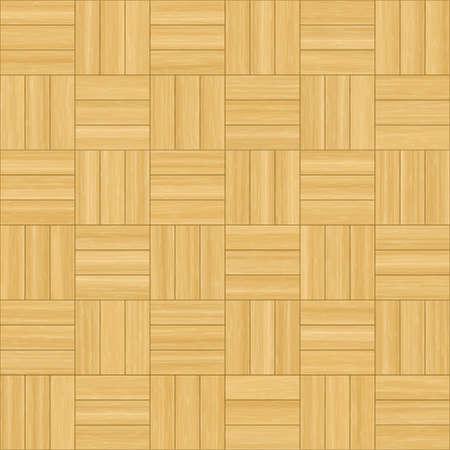 Parquet Wood Flooring Seamless Texture Tile photo