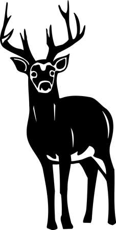 Deer Stock Vector - 13059330