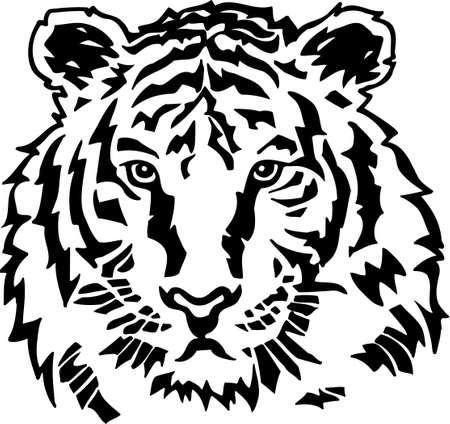 large: Tiger