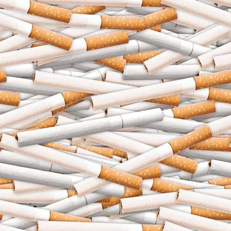 Cigarettes Seamless Texture Tile photo