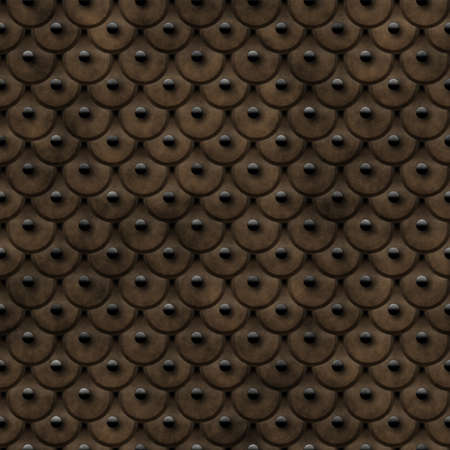Studded Leather Seamless Texture Tile