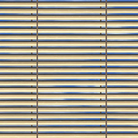 Venetian Blinds Seamless Texture Tile