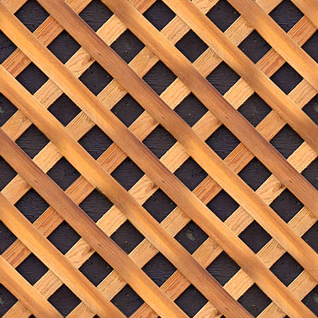 trellis: Lattice Seamless Texture Tile Stock Photo
