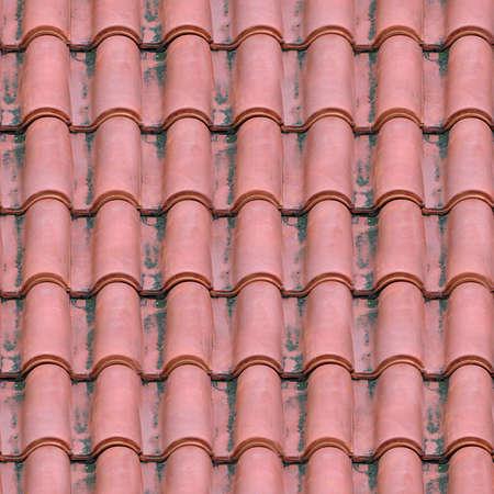 shingles: Azulejo espa�ol teja transparente textura