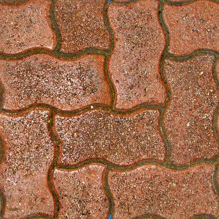 Pavers Seamless Texture Tile photo
