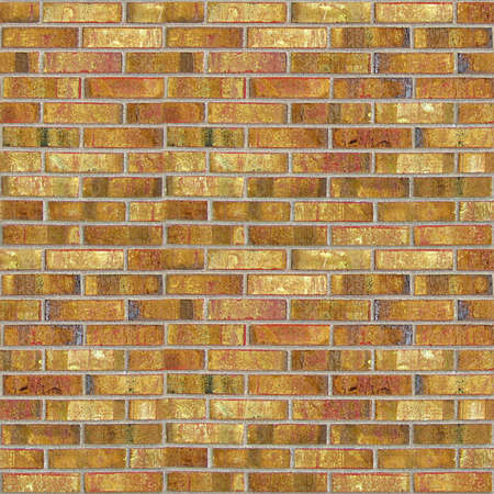 Brick Wall Seamless Texture Tile Stock Photo - 13102831
