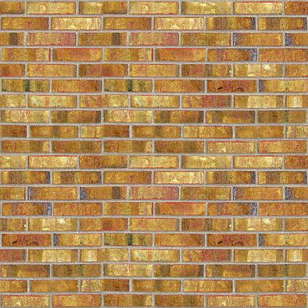 Brick Wall Seamless Texture Tile Stock Photo - 13102831