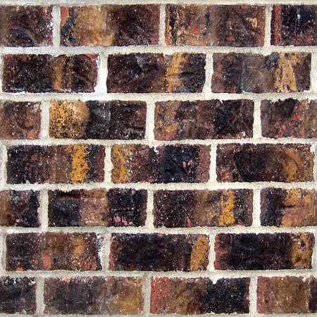 Brick Wall Seamless Texture Tile Stock Photo - 13102645