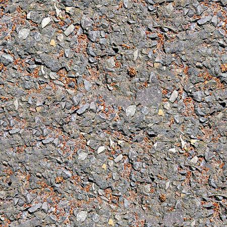 Asphalt Seamless Texture Tile 版權商用圖片
