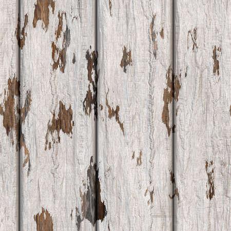 Old Siding Seamless Texture Tile Stock Photo