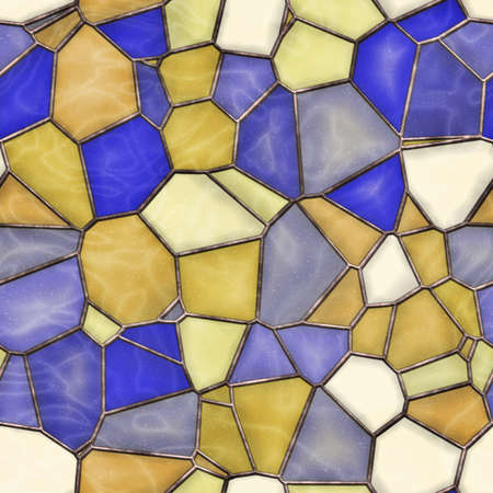 stained glass windows: Stained Glass Seamless Texture Tile