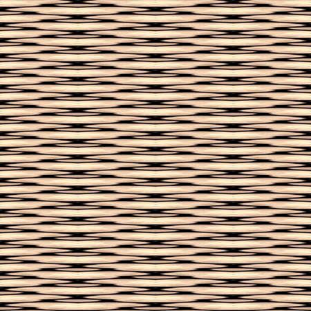 Rieten Achtergrond Naadloze Textuur Tegel Stockfoto