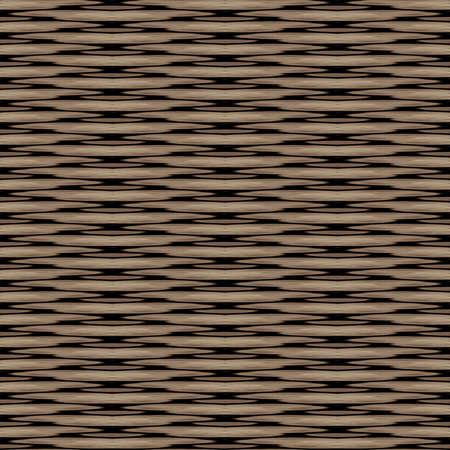 Rieten Achtergrond naadloze textuur Tegel