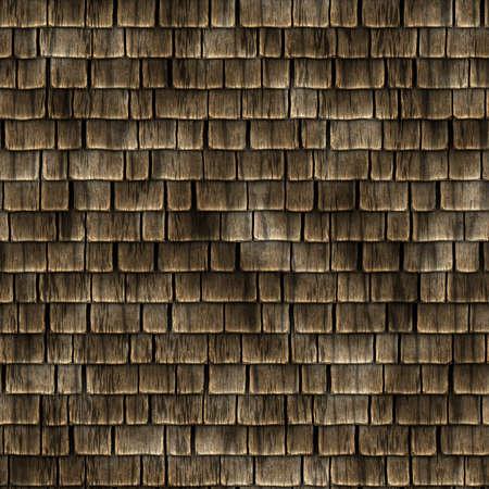 cedar shakes: Las tejas de madera Azulejos de textura perfecta