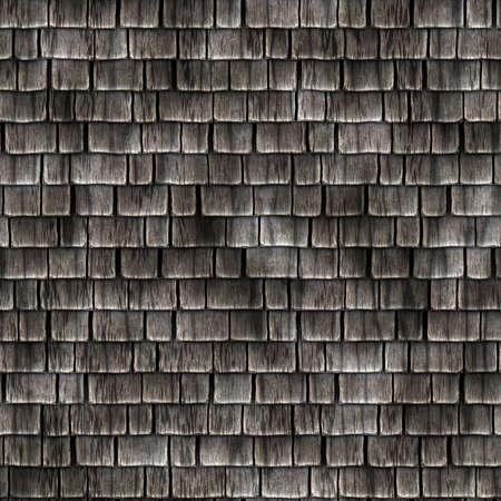 cedro: Las tejas de madera Azulejos de textura perfecta