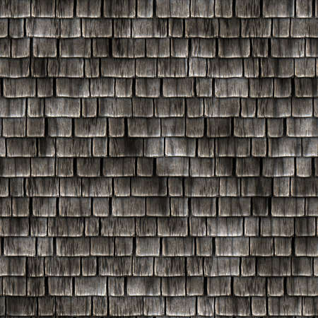 textured: Wood Shingles Seamless Texture Tile