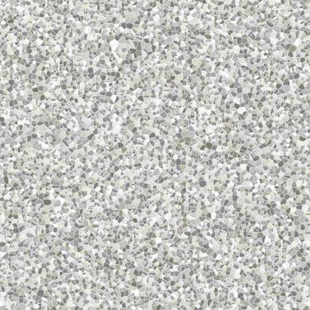 Terrazzo Floor Seamless Texture Tile Banco de Imagens