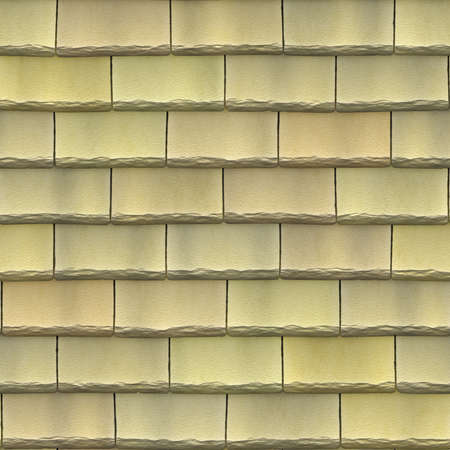 Concrete Shingle Roofing Seamless Texture Tile