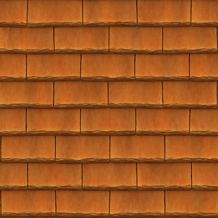 material: Concrete Shingle Roofing Seamless Texture Tile