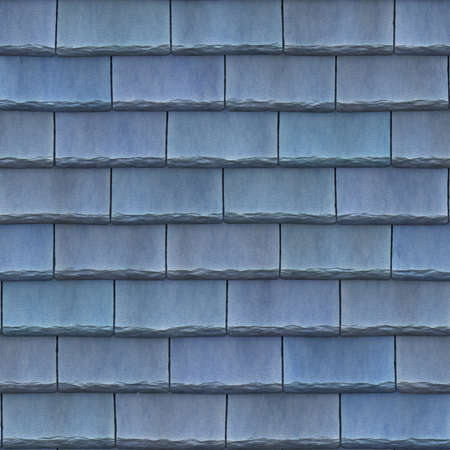 Concrete Shingle Roofing Seamless Texture Tile