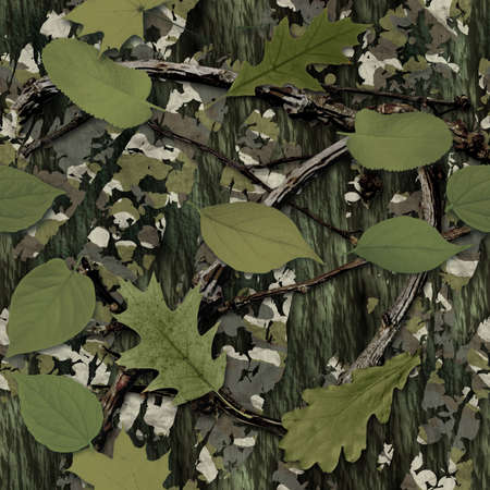 camouflage: Natural Camouflage Seamless Texture Tile