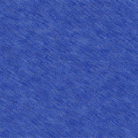 Denim Fabric Seamless Texture Tile