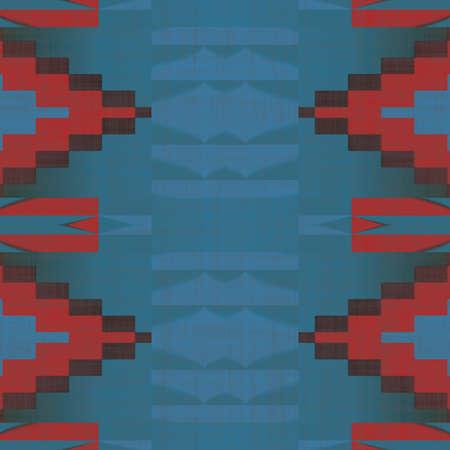 Southwest Pattern Seamless Texture Tile Stock Photo - 13981324