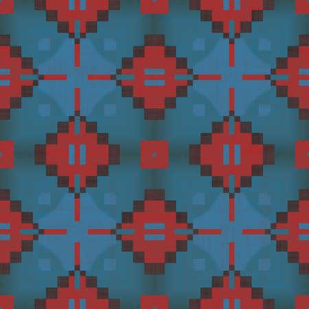 southwestern: Southwest Pattern Seamless Texture Tile