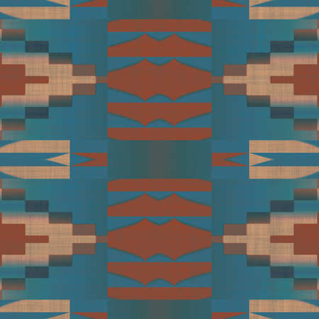 seamless: Southwest Pattern Seamless Texture Tile