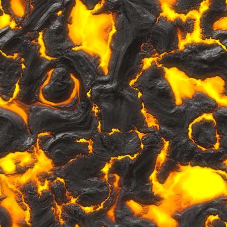 molted: Lava Flow Azulejos de textura perfecta