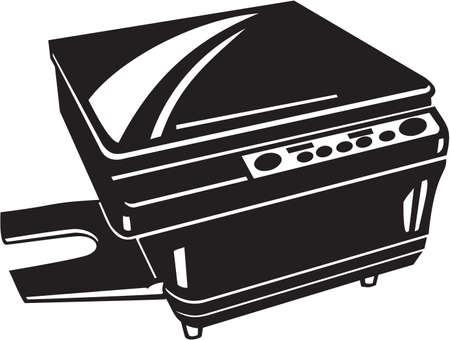 photocopier: Photocopy Machine Vinyl Ready