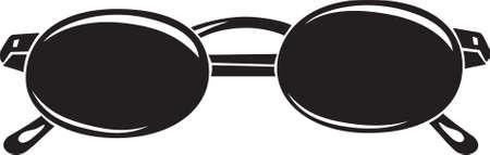 Glasses Vinyl Ready