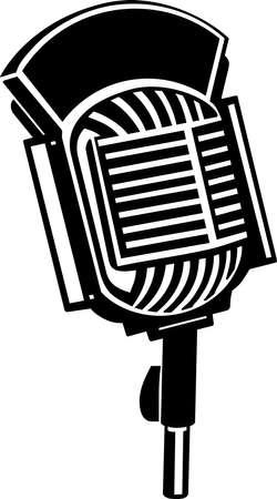 Microphone Vinyl Ready