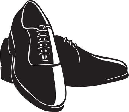 Mens Shoes Vinyl Ready