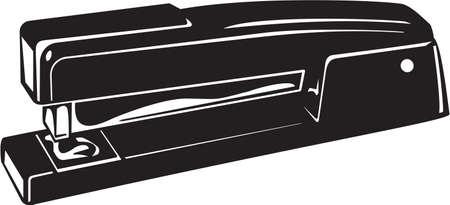 office stapler: Stapler Vinyl Ready