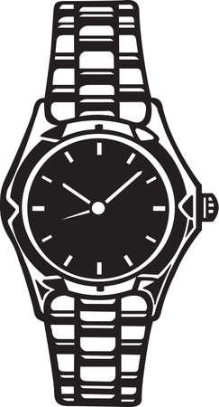 wristwatch: Wrist Watch Vinyl Ready