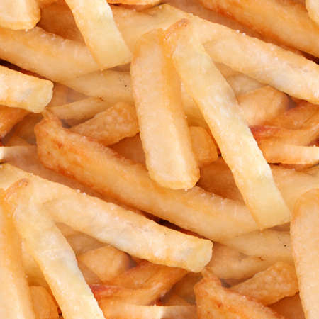 seamless tile: French Fries Seamless Texture Tile