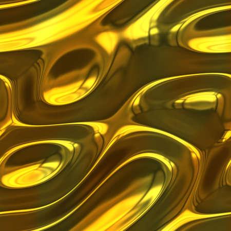 liquified: Molten Metal Seamless Texture Tile