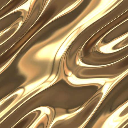 Molten Metal Seamless Texture Tile