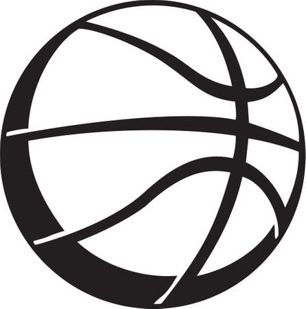 sports equipment: Basketball Vinyl Ready