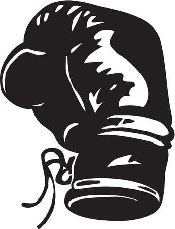 bout: Boxing Glove Vinyl Ready