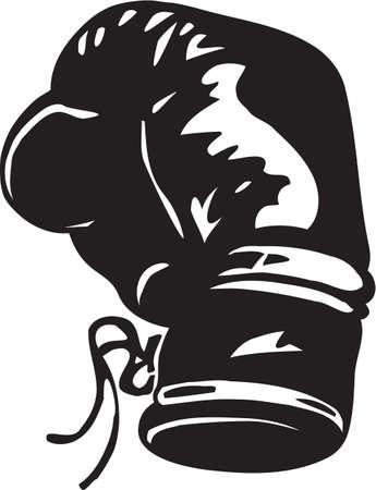 guantes de boxeo: Guantes de Boxeo Listas para vinilo