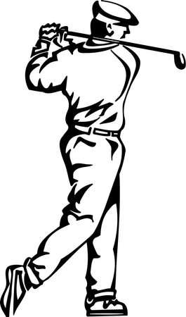 golfer: Golfer Vinyl Ready