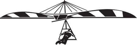 Hang Glider Vinyl Ready
